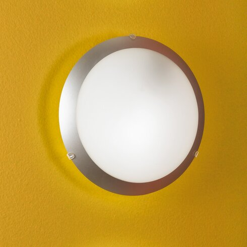 Mars 1 Light Flush Wall/Ceiling Light