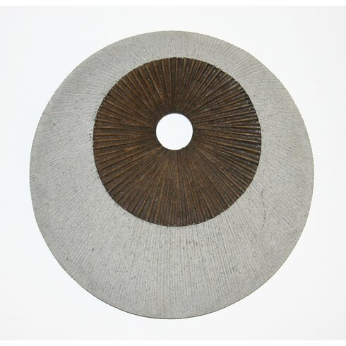 Round Double Layer Wall Décor Set