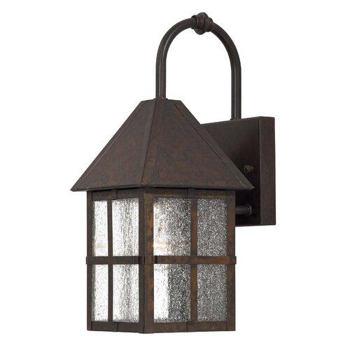 Townsend 1-Light Outdoor Wall Lantern