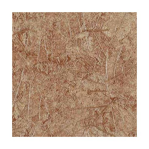 Texture Library Fossilized Leaves 33' x 21'' Abstract Distressed Wallpaper