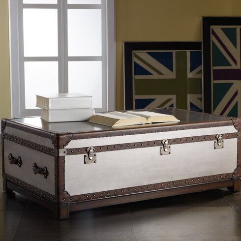 Hooker Furniture Melange Trunk Coffee TableWayfair