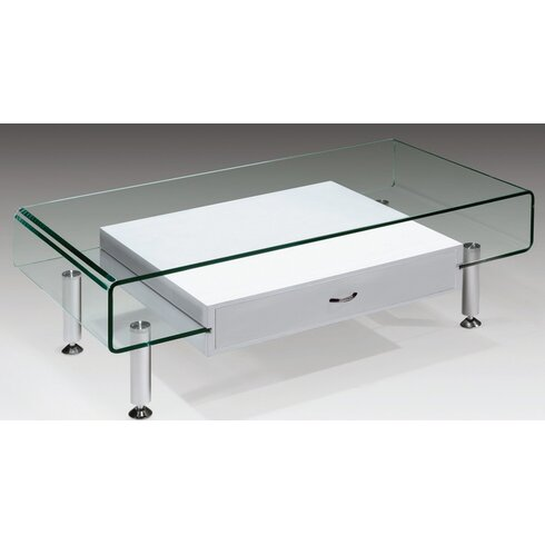 Glass Coffee Table - Creative Images International Glass Coffee Table & Reviews Wayfair