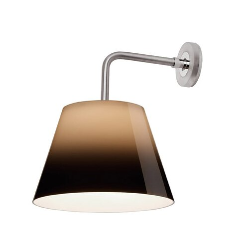 Romeo Outdoor 1-Light Armed Sconce