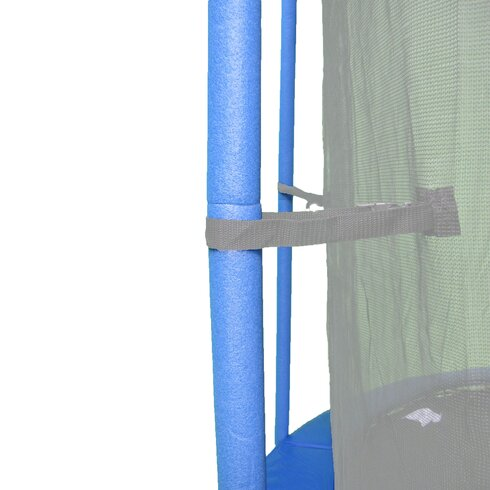 "44"" Sleeves for 1.5"" Diameter Trampoline Pole"