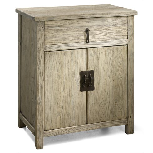 Jixi 1 Drawer Bedside Table