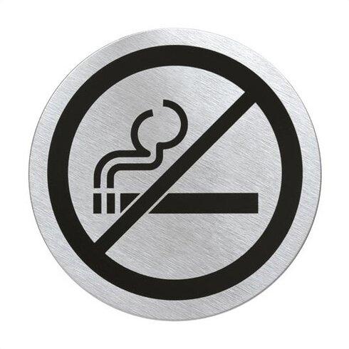 """Signo Door Plate """"No Smoking"""""""