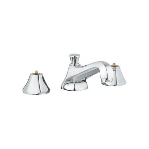 Grohe somerset widespread bathroom faucet less handles for Bathroom 4 less review