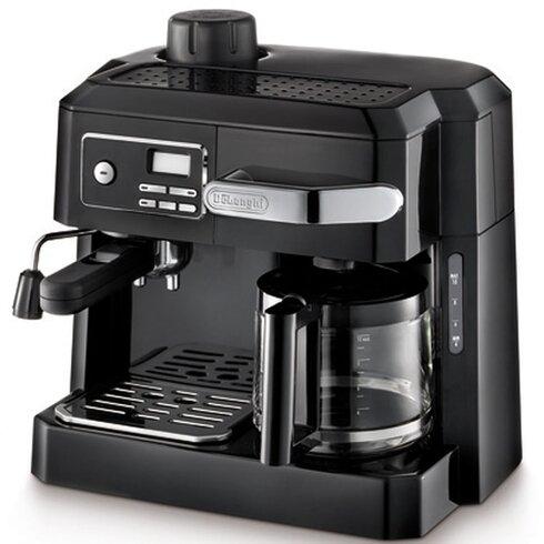 Delonghi Combination Coffee Amp Espresso Maker Amp Reviews