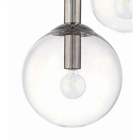 Bubbles 3-Light Pendant