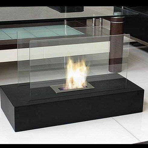 Fiamme Freestanding Bio Ethanol Fuel Outdoor Fireplace Reviews Allmodern