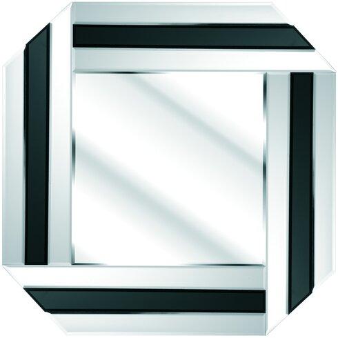 Art Deco Square Mirror