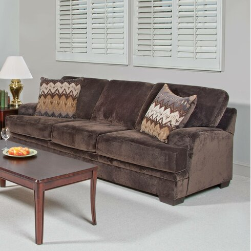 Serta Upholstery Vermont Sofa & Reviews