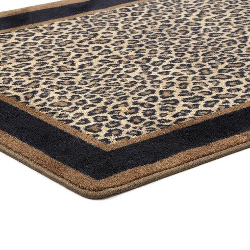 Innovation Leopard Print Zimbala Area Rug