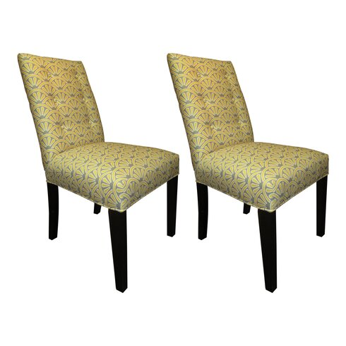 Sole designs kacey side chairs reviews wayfair for Furniture 2 day shipping