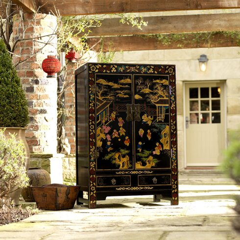 Hangzhou 2 Door Wardrobe