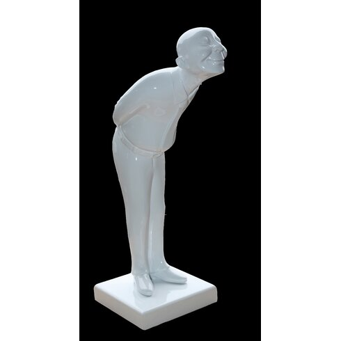 Chinese Man Table Statue