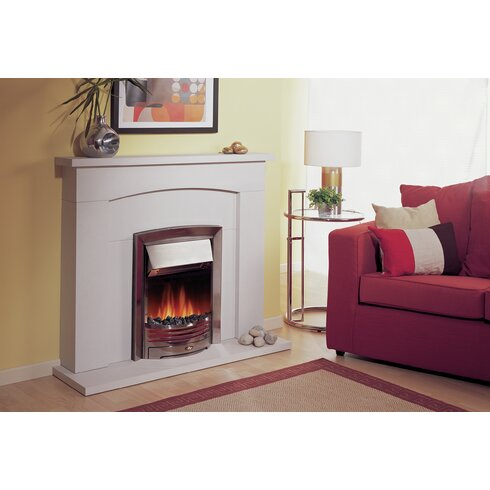 Adagio Inset Electric Fireplace