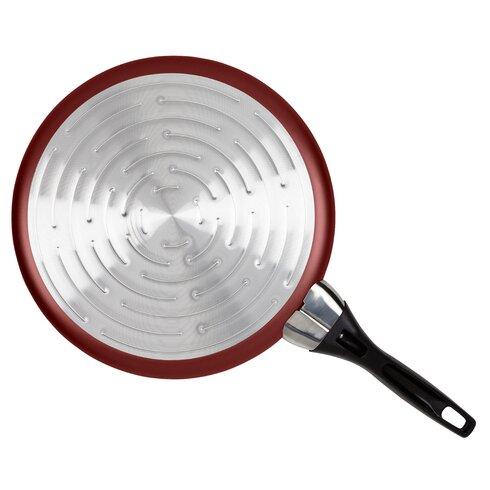 "Aluminum Dishwasher Safe 10.5"" Non-Stick Grill Pan"