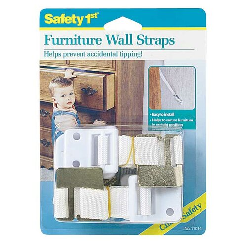 Safety 1st Dorel Juvenile Furniture Wall Strap Amp Reviews