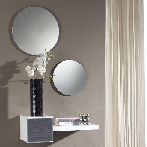 Cleo Hall Unit and Mirror Set