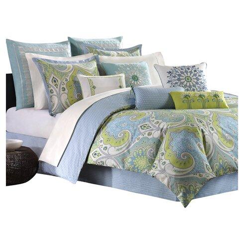 Echo Design Sardinia 4 Piece Comforter Set Amp Reviews Wayfair