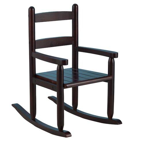 2 Slat Kids Rocking Chair