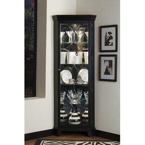 curio cabinets you'll love   wayfair