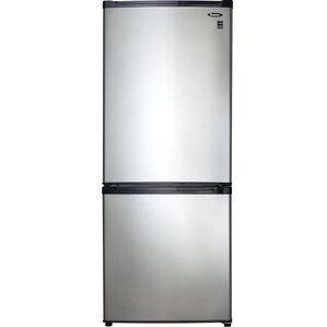 9.2 cu. ft. Counter Depth Bottom Freezer Refrigerator with Adjustable Shelving