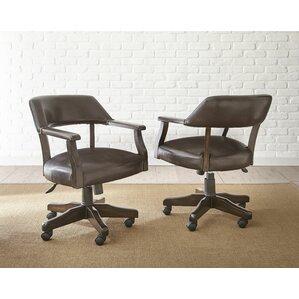 malcolm captains arm chair