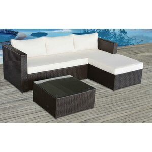 Wonderful Marino Outdoor Sectional With Cushions