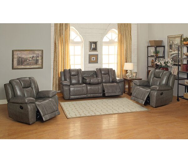Captivating Coja Fleetwood 3 Piece Living Room Set U0026 Reviews | Wayfair