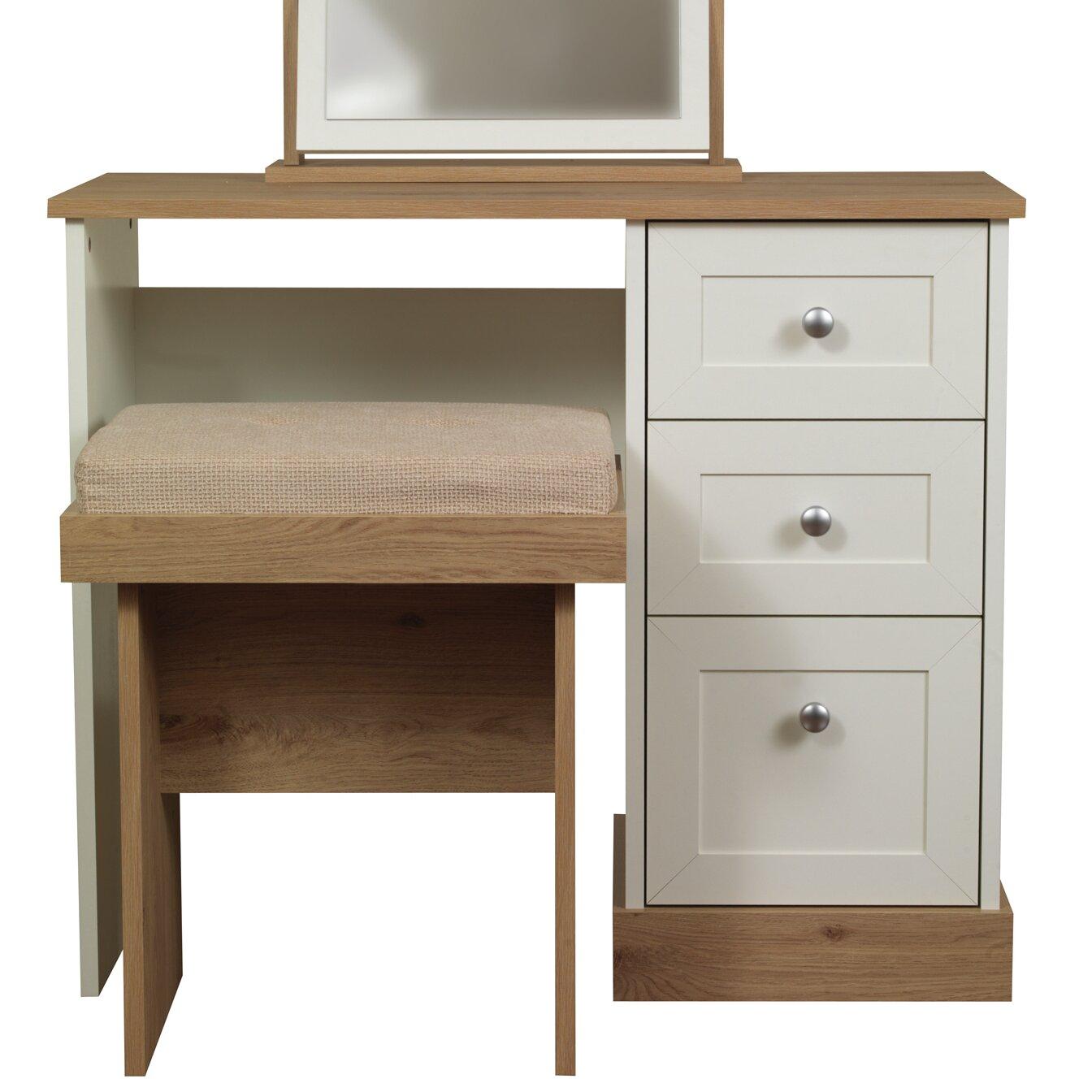 sweet dreams schminktisch beijing mit spiegel bewertungen. Black Bedroom Furniture Sets. Home Design Ideas