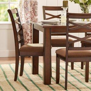 Beautiful Crossback 7 Piece Dining Set