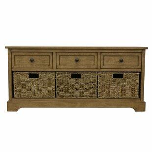 Ardina Wood Storage Bench  sc 1 st  Birch Lane & Benches | Birch Lane