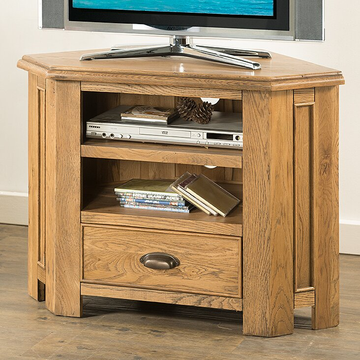 hazelwood home tv schrank glenmuir f r tvs bis zu 39. Black Bedroom Furniture Sets. Home Design Ideas