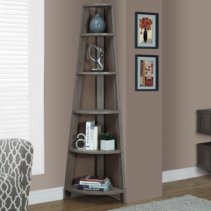 Sandara Corner Unit Bookcase