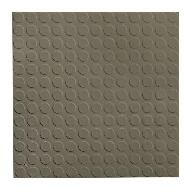 Roppe Low Profile Circular Rubber Tile Wayfair