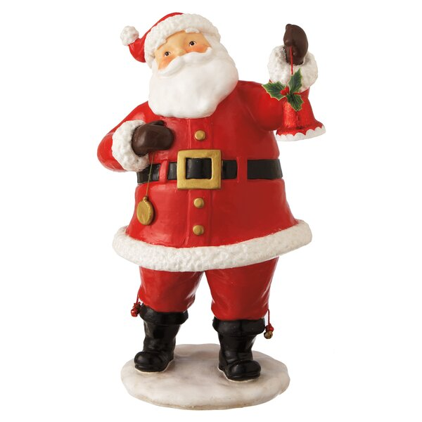 6dd7c6164e Santa Figurines You ll Love