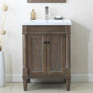 Rustic Bathroom Vanities You\'ll Love | Wayfair