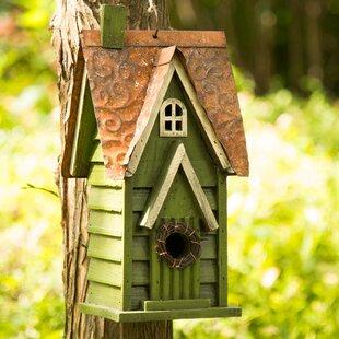 12in X 7in 5in Birdhouse