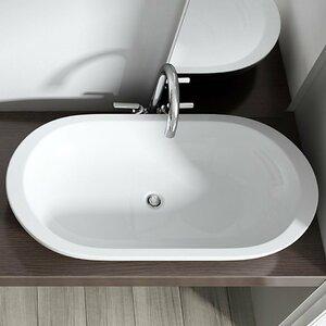 Belfry Bathroom 42,5 cm Aufsatz-Waschbecken Brü..