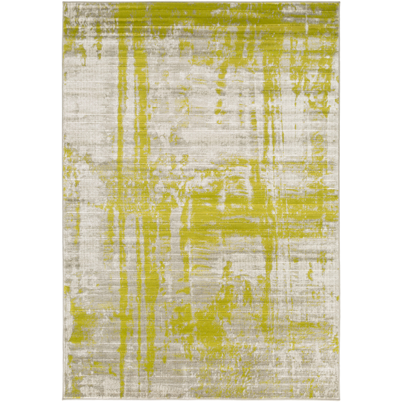 San Antonio Light Gray Lime Area Rug Reviews Allmodern
