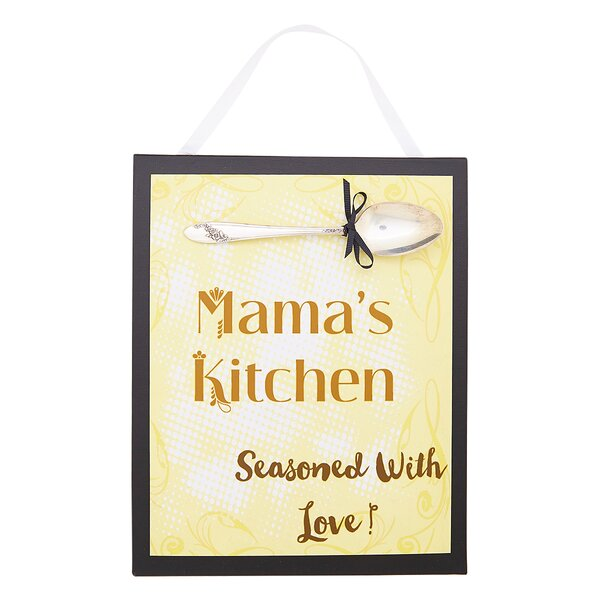 Funny Kitchen Signs | Wayfair