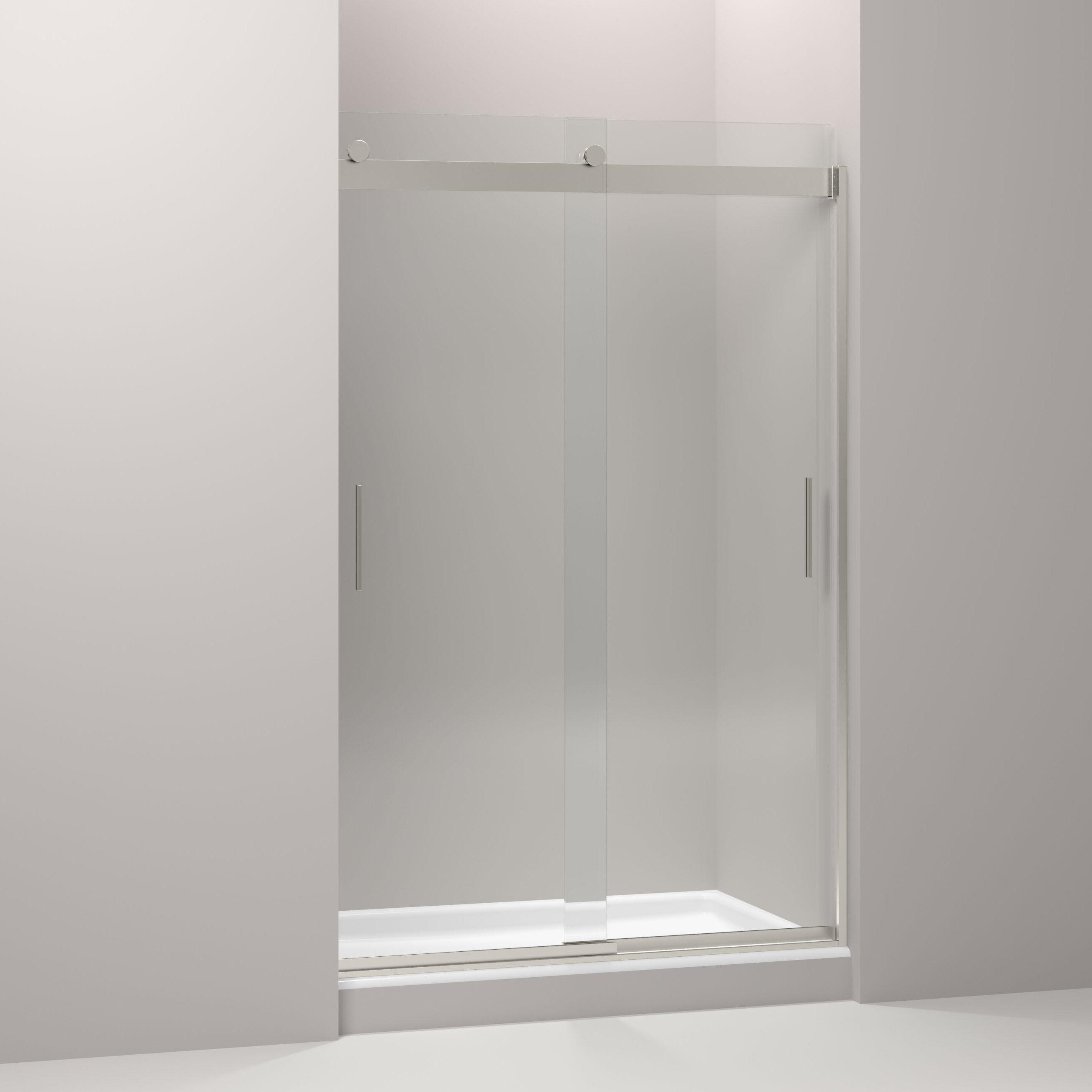 K 706008 L Abvmxsh Kohler Levity 4758 X 74 Bypass Shower Door