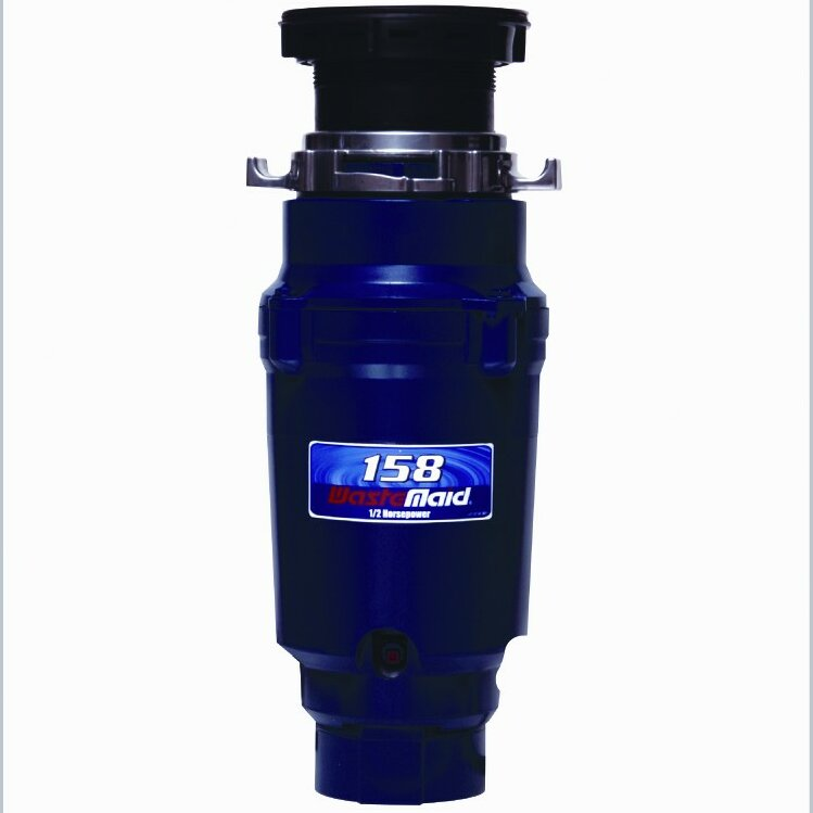 Standard 1/2 HP Continuous Feed Garbage Disposal