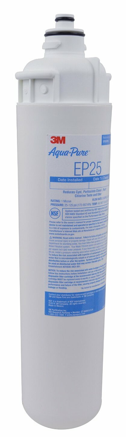 Aqua Pure 3M EP25 Whole House Water Filter Replacement Cartridge ...
