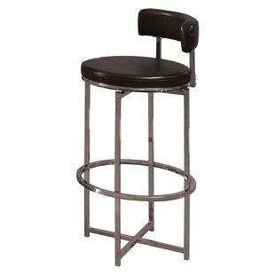 Lampley Swivel Bar Stool