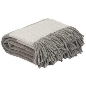 Broughton Wool Throw Blanket