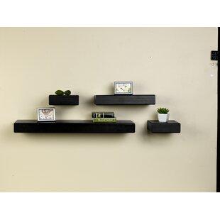 Stupendous Floating Shelf With Ledge Wayfair Ca Interior Design Ideas Gentotryabchikinfo