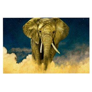 'Celestial Elephant' Doormat